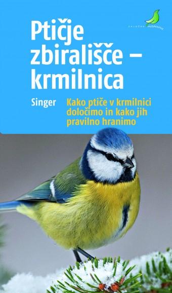 Pticje zbiralisce - naslovnica